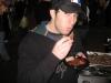 Lee eats meat cooked in beer.
