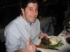 Lee eats Short Rib (Osso Bucco style) @ Clint Eastwood\'s Mission Ranch (Carmel, CA)
