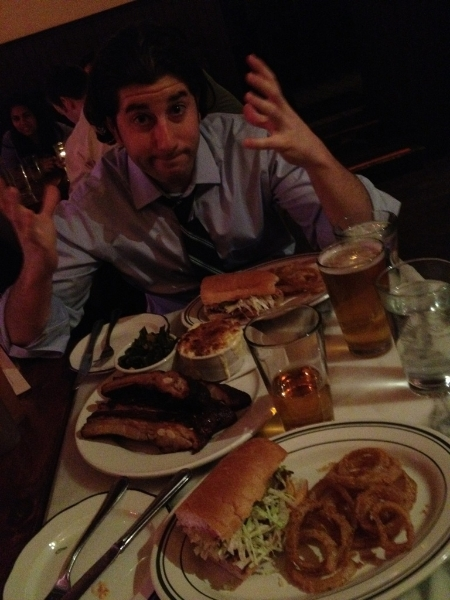 Lee eats ribs, surf & turf po-boys & more at Khyber Pass Pub