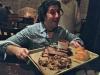 Lee eats BBQ @ Fette Sau (Philly)