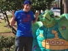 Lee shrugs @ this turtle (Jacksonville Beach)