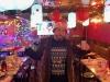 Lee shrugs at pop-up Chinese restaurant rooms at pop-up Xmas bars.